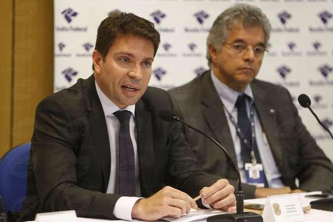 Delegado de Polícia Federal, Alexandre Ramagem Rodrigues - TOMAZ SILVA / AGÊNCIA BRASIL