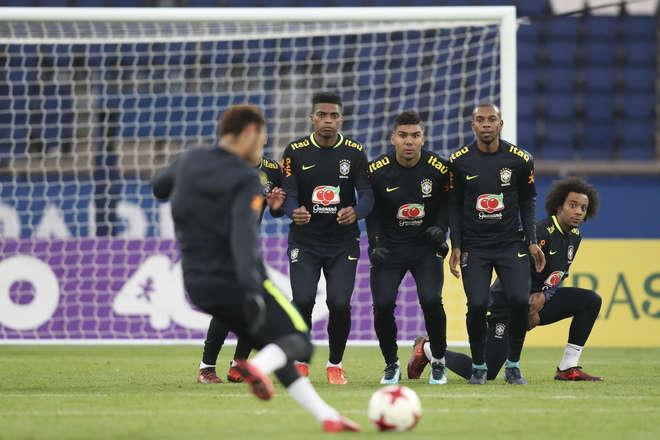 Potes definidos! Escolha quem você quer no grupo do Brasil na Copa