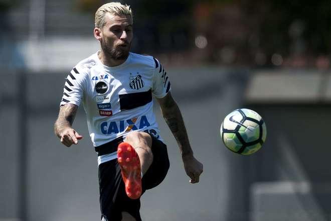 Santos marca reunião e pode dispensar Lucas Lima nesta terça