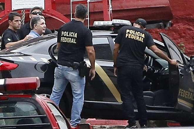 Garotinho diz ter sido agredido na prisão; Secretaria aguarda laudo