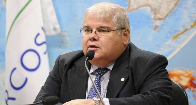 Lucio Vieira Lima teria cometido os crimes de associação criminosa e lavagem de dinheiro- LÚCIO BERNARDO JUNIOR CÂMARA DOS DEPUTADOS