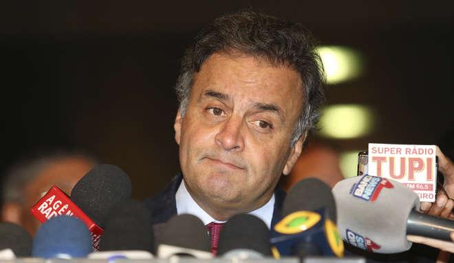 Ministro do STF revoga prisão domiciliar de Andrea Neves, irmã de Aécio