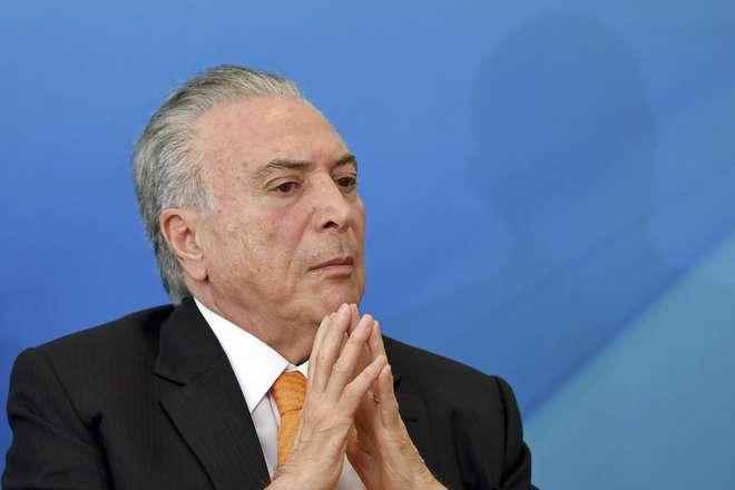 Temer antecipa viagem a São Paulo para bateria de exames urológicos