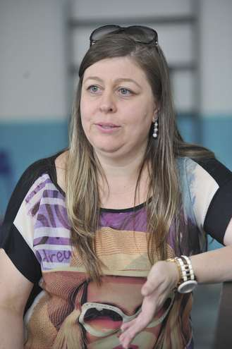 Fernanda: medo era limitante - ERICK PINHEIRO
