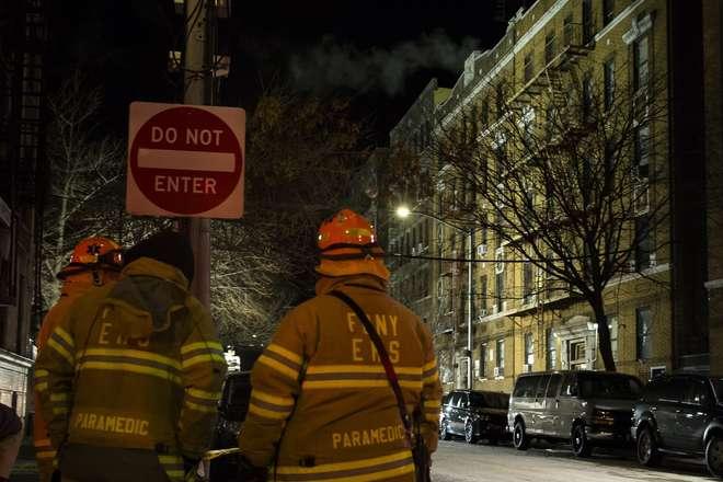 Incêndio em Nova Iorque deixa 12 mortos