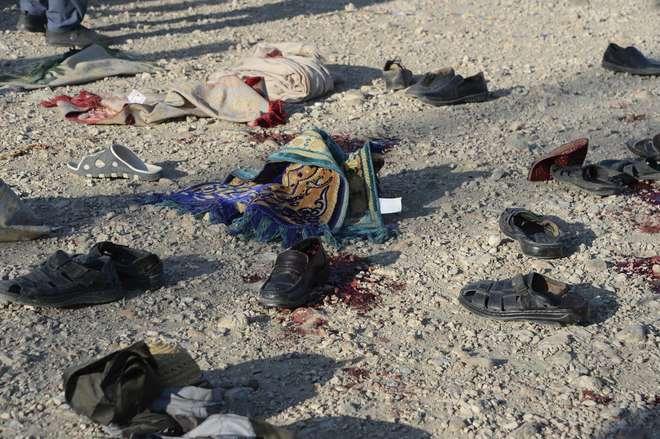 Ataque em enterro deixa 15 mortos no Afeganistão
