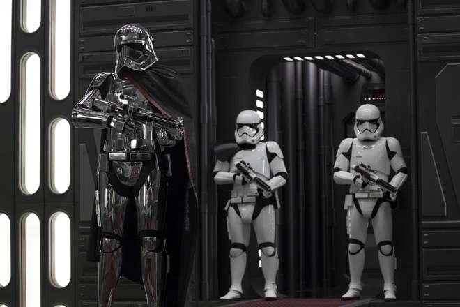 Homem defeca em sessão de Star Wars e provoca constrangimento no cinema