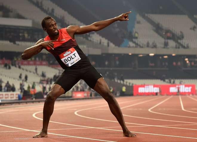 Usain Bolt com nova carreira de milhões... e não é no futebol