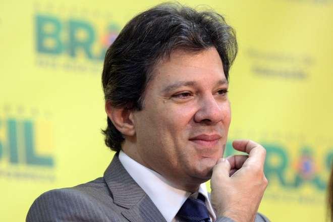 Polícia Federal indicia Fernando Haddad por uso de caixa 2