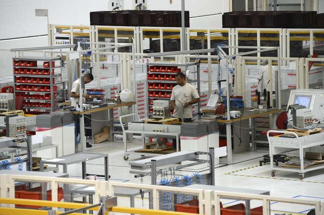 Indústria cresce em 2017 pela primeira vez em três anos, revela IBGE