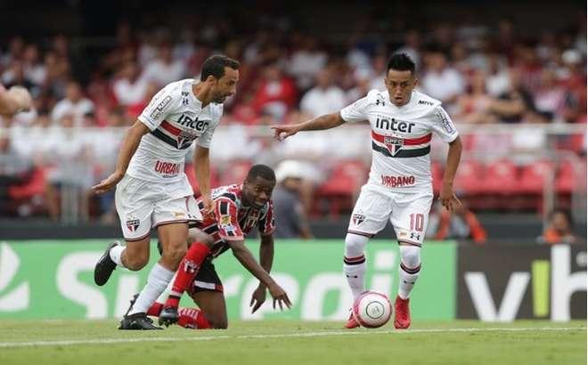 Tréllez e Nenê são oficializados pelo São Paulo