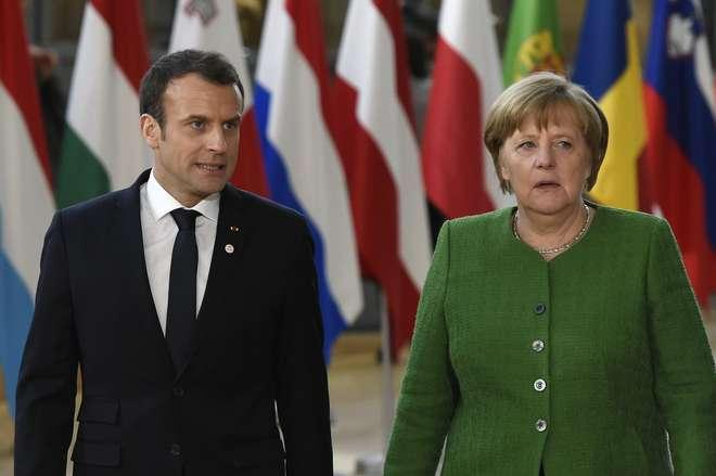 Cessar-fogo na Síria: Macron e Merkel discutem hoje com Putin