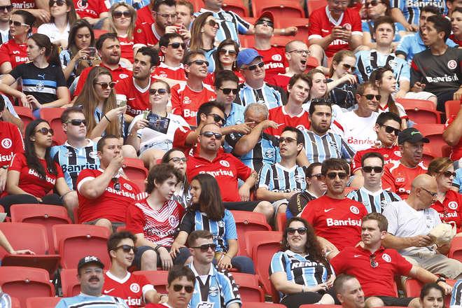 Grêmio finalizou ontem preparação para Gre-Nal desta tarde