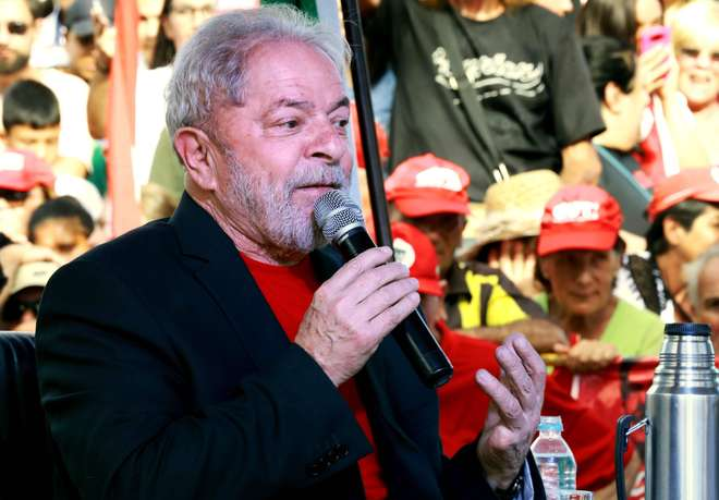 TRF4 marca julgamento de recurso de Lula para segunda-feira