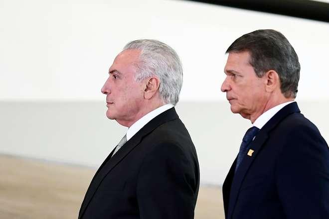 Temer viaja para São Paulo após avanço em investigações