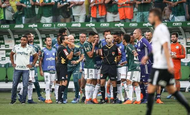 Palmeiras contrata multinacional para investigar final do Paulistão