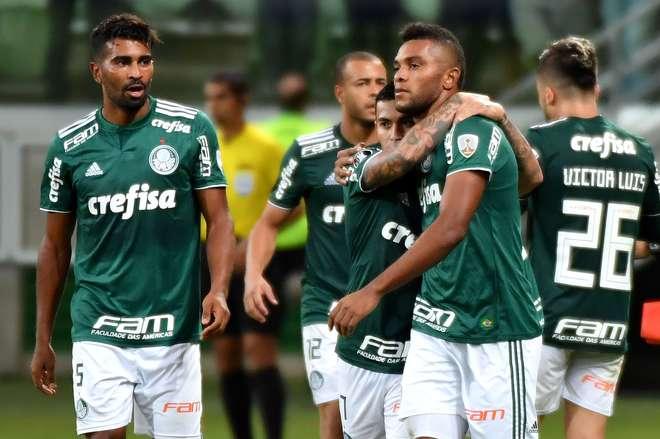 975ecdbb3c Palmeiras vence o Junior e garante melhor campanha da Libertadores ...