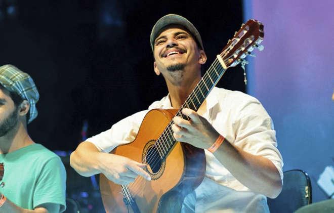 Tatuí recebe três apresentações de choro com o violinista Alan Silva  - REPRODUÇÃO: FACEBOOK
