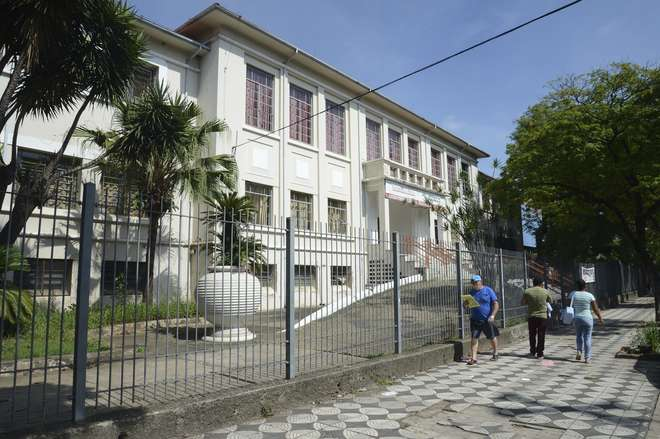 A Etec Rubens de Faria e Souza é uma das cinco de Sorocaba - ERICK PINHEIRO / ARQUIVO JCS (17/11/2016)