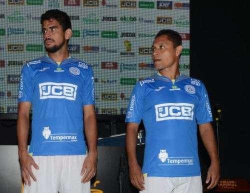 136fbf58f403f São Bento lança camisa em homenagem à seleção brasileira - 24 05 18 ...