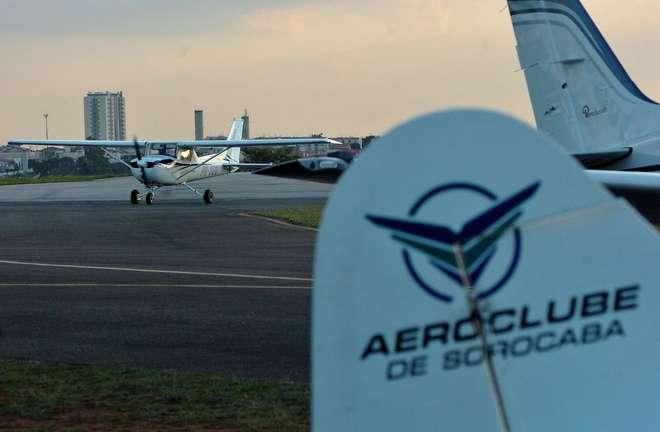 Aeroclube de Sorocaba é cobrado judicialmente sobre pendências  - ERICK PINHEIRO/ARQUIVO JCS (4/5/2012)