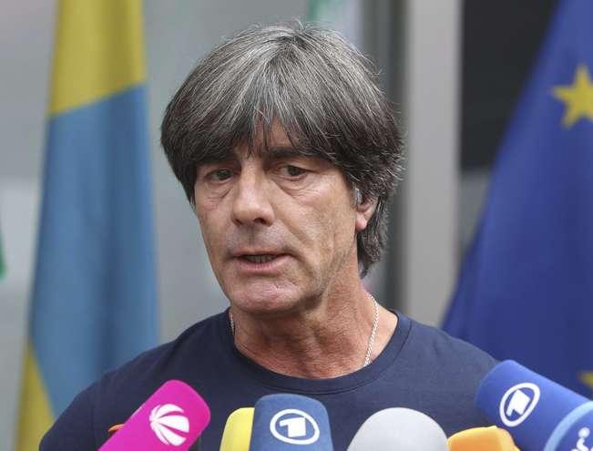 Alemanha anuncia permanência de Joachim Löw na seleção - 03 07 18 ... 54b99132f6bf5