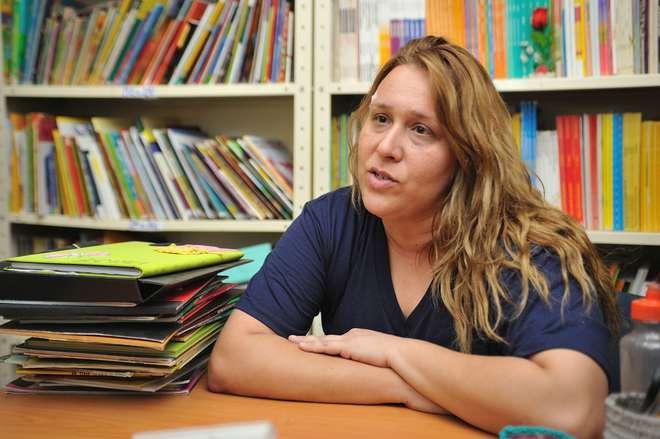 Vanessa Negrão e colegas já fazem avaliação das creches - ARQUIVO JCS
