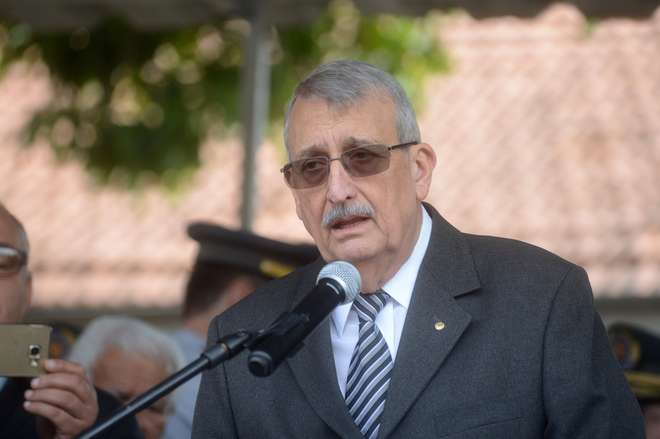 Presidente do IHGGS, Adilson Cezar destacou a data - FÁBIO ROGÉRIO