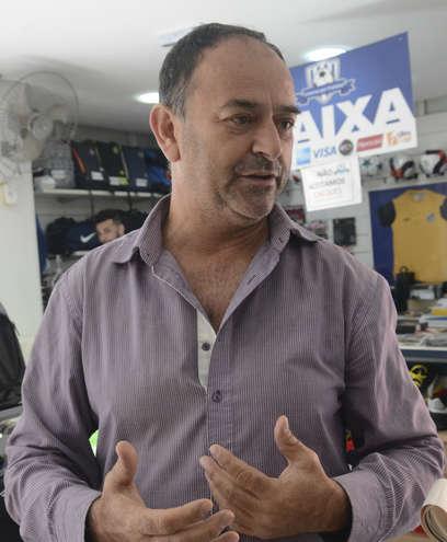 Carlos Fernando esperava uma disposição tática mais ofensiva da seleção - FÁBIO ROGÉRIO