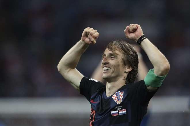f661ed81d5 Croácia vence Rússia e enfrenta Inglaterra na semifinal da Copa - 07 ...