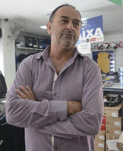 Carlos: 'a vida não é só feita de vitórias'  - FÁBIO ROGÉRIO