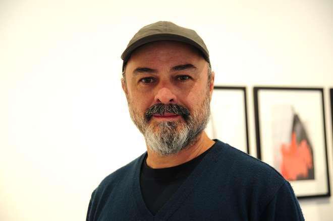 Marco Gonçalves, artista visual e coordenador de atividades do Matiz - EMÍDIO MARQUES