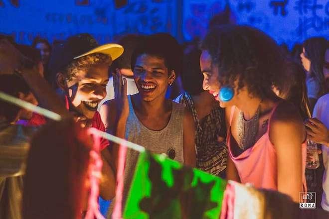 O Saravá Brasil Bar recebe hoje a 11ª edição do Fuá, com música e performance - ROMA / DIVULGAÇÃO