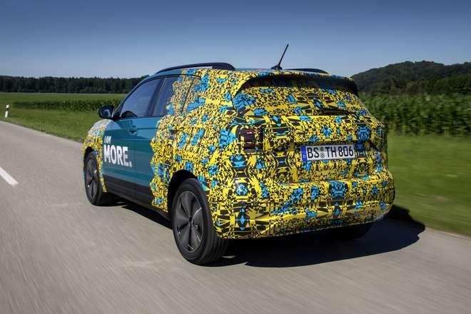 O novo SUV da Volkswagen inicia uma série de lançamentos nesse segmento - DIVULGAÇÃO