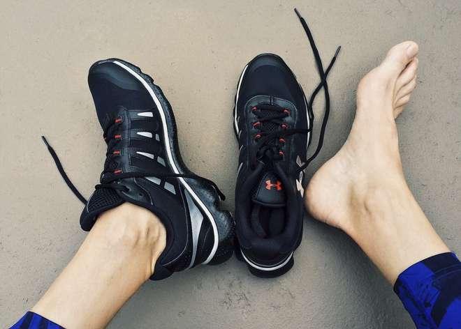 d1d728f1a3b Médico de Brasília revela por que corre descalço e foge dos tênis ...