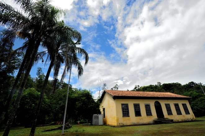 O Casarão de Brigadeiro Tobias também é um prédio construído há muitos anos - EMÍDIO MARQUES/ARQUIVO JCS (3/1/2018)