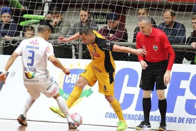 Pato Futsal elimina Sorocaba na prorrogação da semifinal - 12 08 18 ... e46036219c4b0